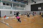 Alle Grundschulen der Gemeinde machen beim Low-T-Ball-Tennis mit