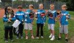 Altshausen v.l.: Lars Osswald, Lukas Weishaupt, Timo Arnold, Emilie Birt, Tim Grube und Sven Arnold