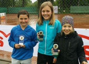 U10w: Charlotte, Johanna und Elisa