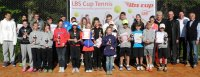 Die Erstplatzierten bei den Jugend-Bezirksmeisterschaften 2014