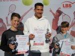bei den BZM 2014 schafften es Felix Dunger, Noah Wallace und Max Reinhart in die Medaillenränge - wieviel werden es diesmal?