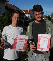 Felix und Max Dunger