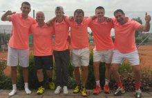 Die Herren 1 starten mit einem Tenniskrimi in die Saison
