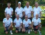 Die Herren 60 des TC Meckenbeuren-Kehlen steigen in die Regionalliga auf