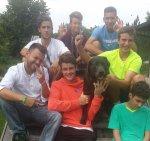 1. Juniorenmannschaft - Meister der Bezirksoberliga