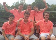 Die Junioren 1 qualifizieren sich für die Aufstiegsrunde zur Oberliga