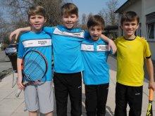 Meistermannschaft 2015: Kidscup U12-1