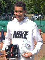 Turniersieg in Dettingen U16