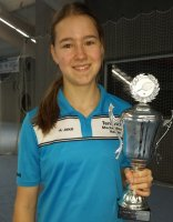 Sara Treyer - Rundlauf-Champion 2014