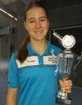 Sara Treyer ist Rundlauf-Champion 2014