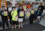 Die Erstplatzierten des TCMK-Jugendcup 2014