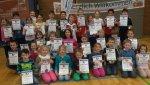 Siegerbild des Grundschulturniers in Kehlen