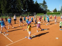Startschuss für das diesjährige Sommercamp