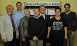 Die TCMK-Vorstandschaft in der Saison 2012