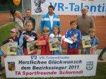 Sieger im Wettbewerb Kleinfeld-U8: TA Spfr. Schwendi