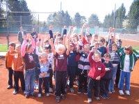 Teilnehmer am Kids Day