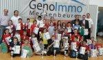 Die Sieger des GenoBank-Grundschulen-Cup 2012 stehen fest.