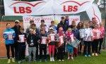 Die Erstplatzierten des LBS-Jugendcup 2016