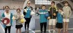 TCMK-Jungs beim Volleycup