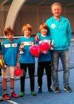 Erfolgreiche U10 beim Volleycup in Friedrichshafen