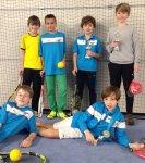 Erfolgreicher TCMK-Nachwuchs beim Volleycup