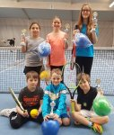Erfolgreicher Nachwuchs beim Volleycup in FN